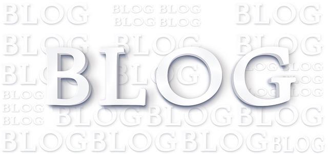 Blogdiensten voor meer aandacht