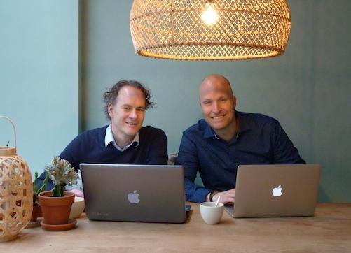 Blogdiensten van Arjen en Berry - uniek voor online vindbaarheid van bedrijven
